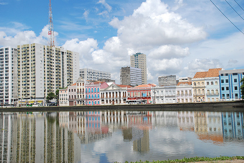 Rua da Aurora - Recife