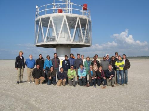 Participantes da Oficina Argus 2014