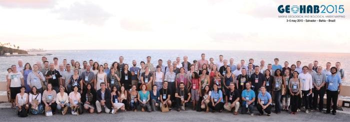Participantes do Geohab2015